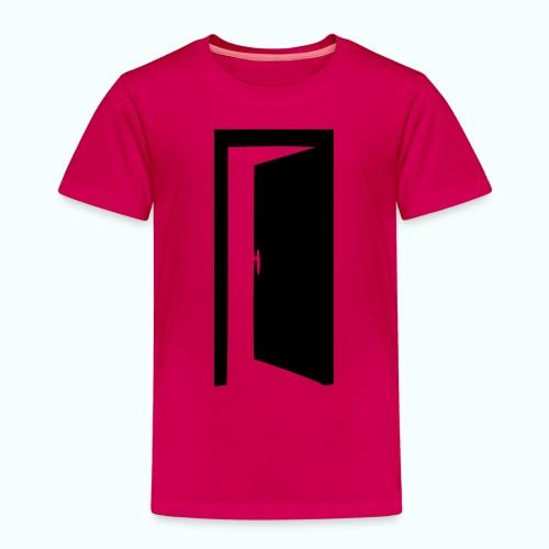 komm rein ... bin offen - Kinder Premium T-Shirt