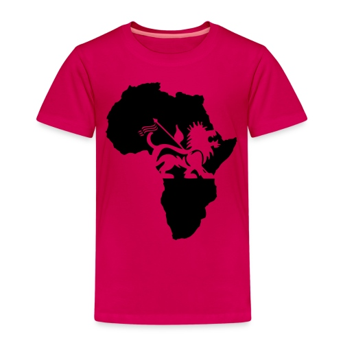 lion_of_judah_africa - Kids' Premium T-Shirt