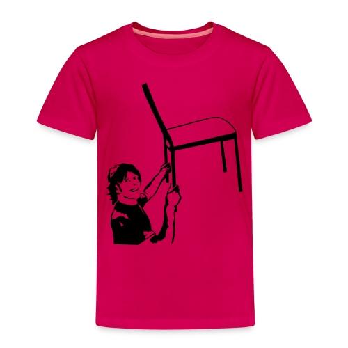 Stuhltanz - Schatzi schenk mir ein Foto - Kinder Premium T-Shirt