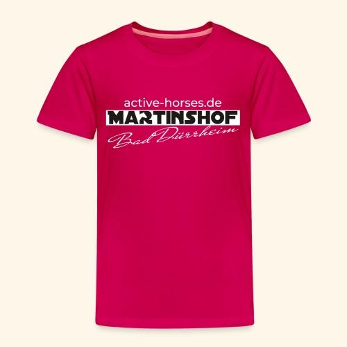Martinshof active-horses.de - Kinder Premium T-Shirt