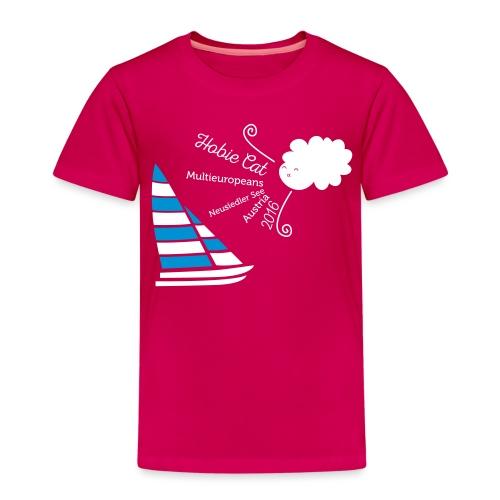 Hobie Shirt Wolke Neu - Kinder Premium T-Shirt