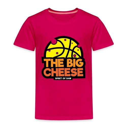 The Big Cheese Logo - Kids' Premium T-Shirt