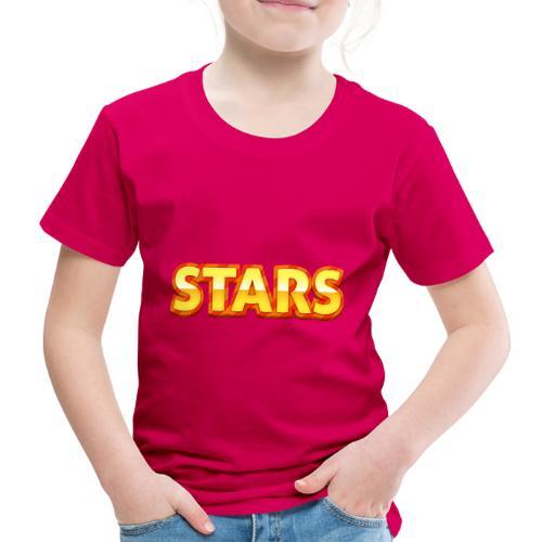Stars - Premium-T-shirt barn