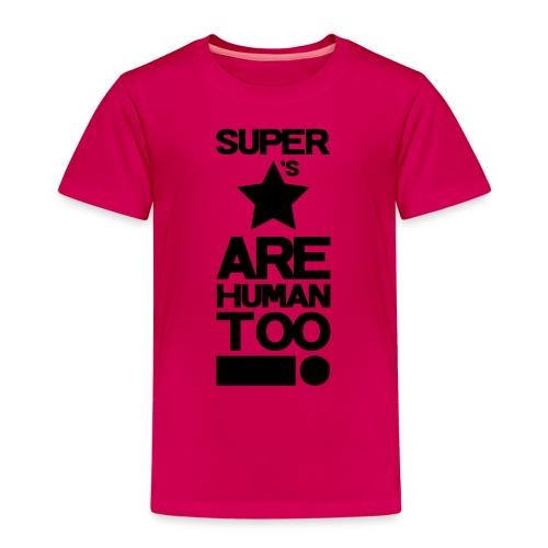 Inspired This! - Human Too! - Kids' Premium T-Shirt