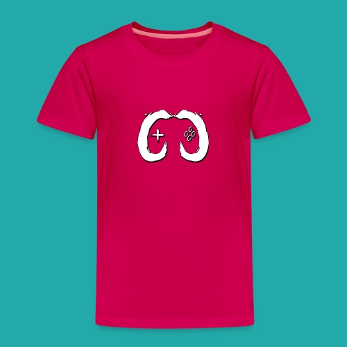 Crowd Control Logo - Kids' Premium T-Shirt