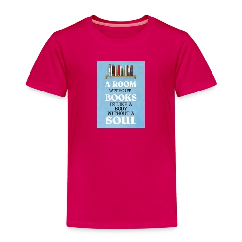 So many book so little time merch - Kids' Premium T-Shirt