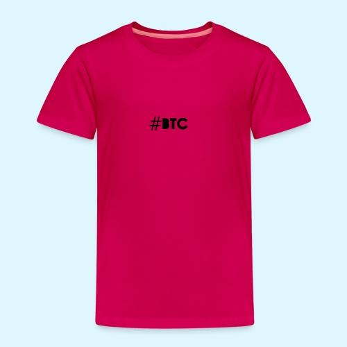 Hashtag BTC - Kids' Premium T-Shirt