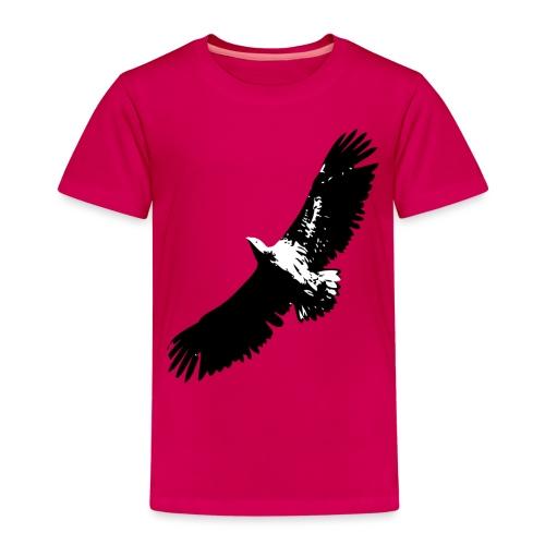 Fly like an eagle - Kinder Premium T-Shirt