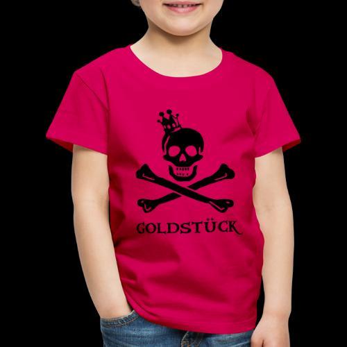 ~ Goldstück ~ - Kinder Premium T-Shirt