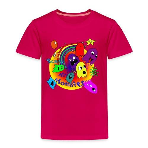 minimonsters - Kinder Premium T-Shirt