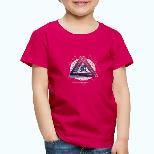 All Seeing Eye - Kids' Premium T-Shirt