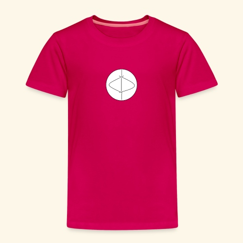 logo David Perkins transparent - T-shirt Premium Enfant