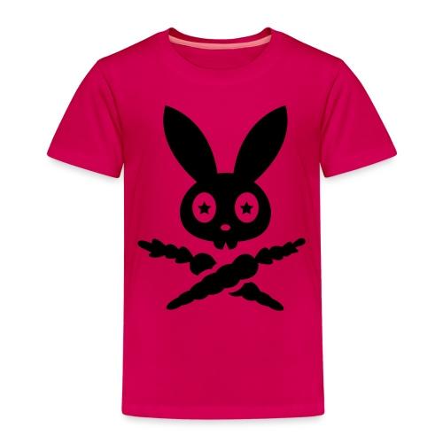Skully Sternauge auge hase kaninchen bunny häschen - Kinder Premium T-Shirt
