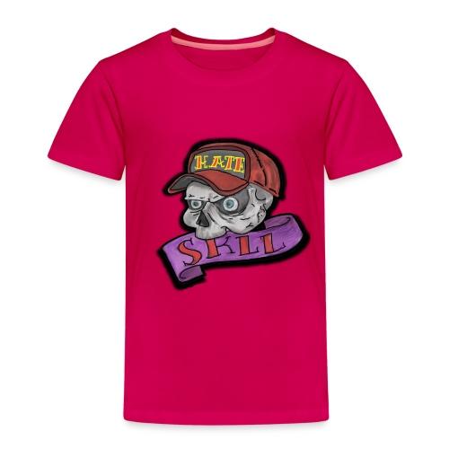 skhate - Maglietta Premium per bambini