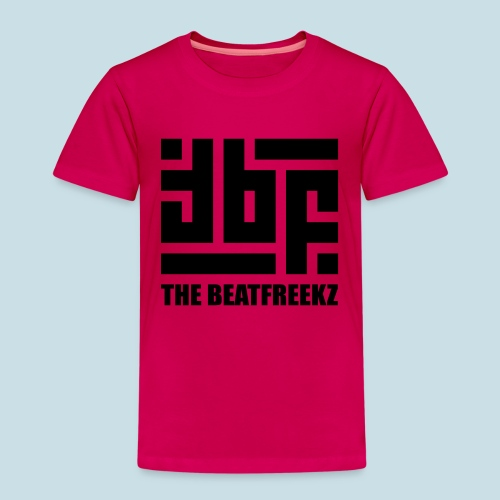the beatfreekz logo 3 black - Kids' Premium T-Shirt