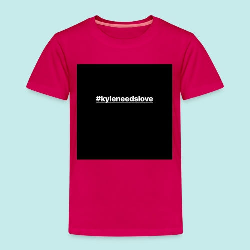 the iconic trademark for our campaign - Kids' Premium T-Shirt