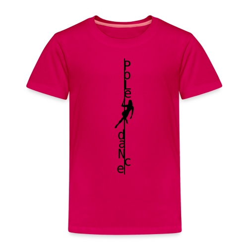 Poledance - Kinder Premium T-Shirt