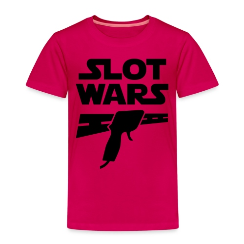 Slot Wars - Kinder Premium T-Shirt