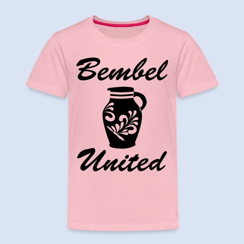 Bembel United Hessen - Kinder Premium T-Shirt
