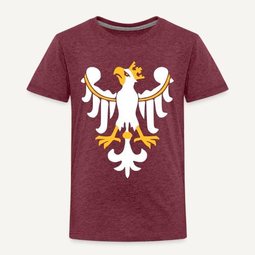 Orzeł Piastowski - Koszulka dziecięca Premium