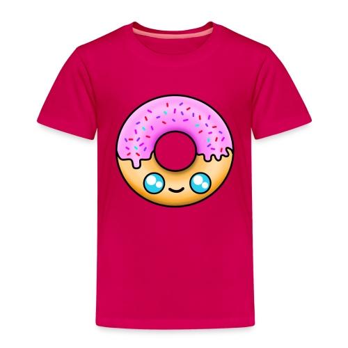 DONUT À LA FRAISE - T-shirt Premium Enfant