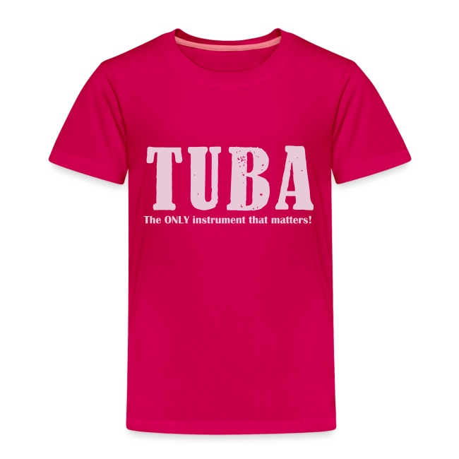 Tuba, The ONLY instrument