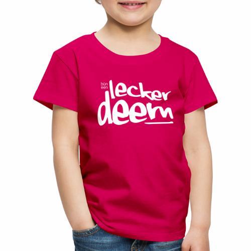 Lecker Deern - Kinder Premium T-Shirt