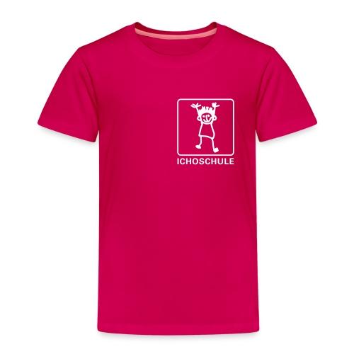 icho daslogo klein unterschrift - Kinder Premium T-Shirt