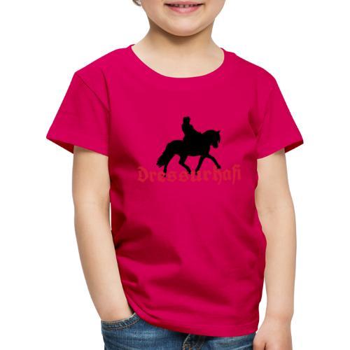 Dressurhafi - Kinder Premium T-Shirt