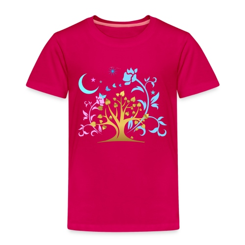 Mystic Tree - Kinder Premium T-Shirt
