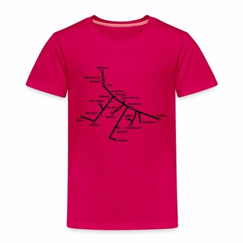 Lisch Tisch Hoods - Premium-T-shirt barn