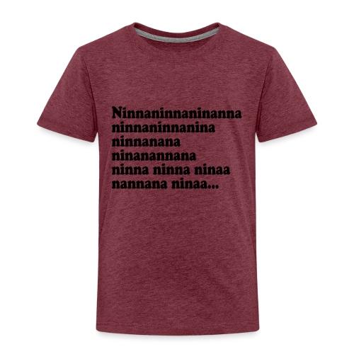 BOKTIPSET - Premium-T-shirt barn