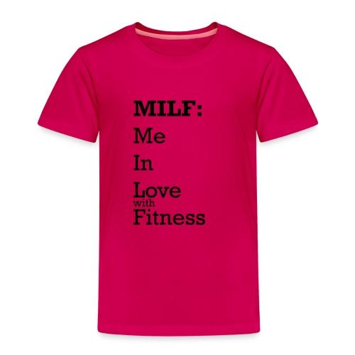 MILF - Kinderen Premium T-shirt