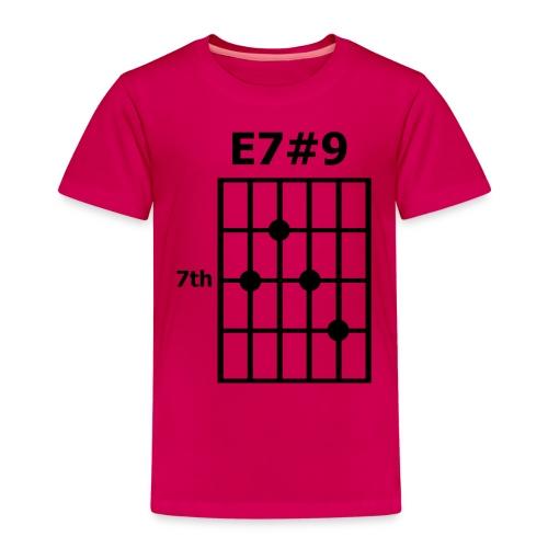 E7#9 - Kinder Premium T-Shirt