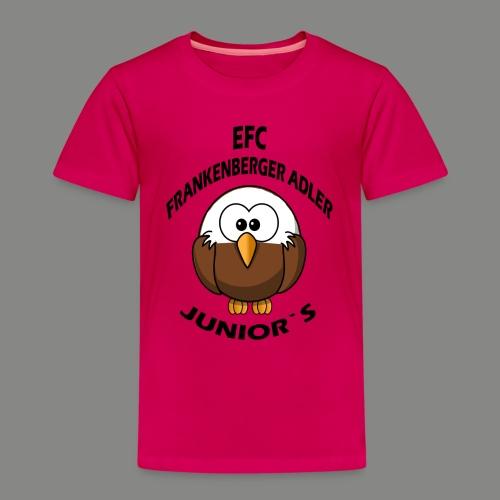 Junior Set in Schwarz - Kinder Premium T-Shirt