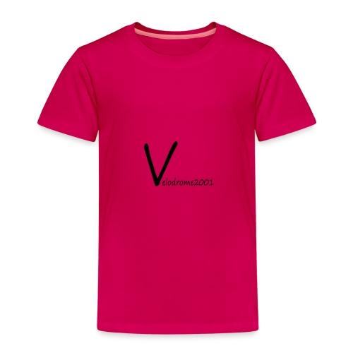 Velodrome2001 logga! - Premium-T-shirt barn