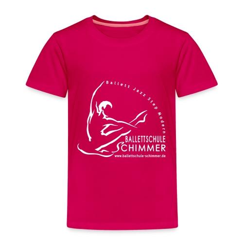 logoschimmer v1 - Kinder Premium T-Shirt