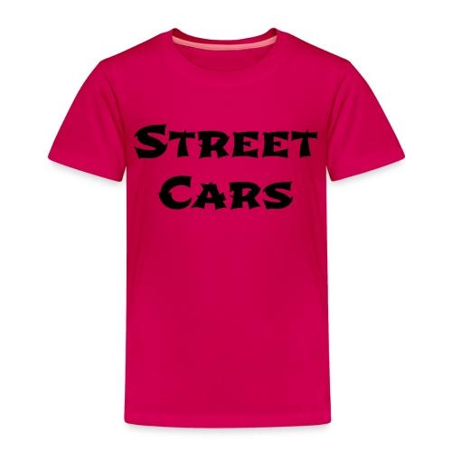 Street Cars 2 - Kinderen Premium T-shirt