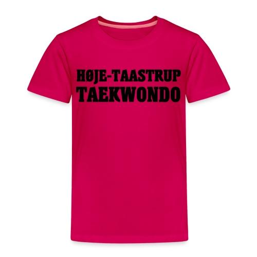 Høje-Taastrup Front Tryk - Børne premium T-shirt