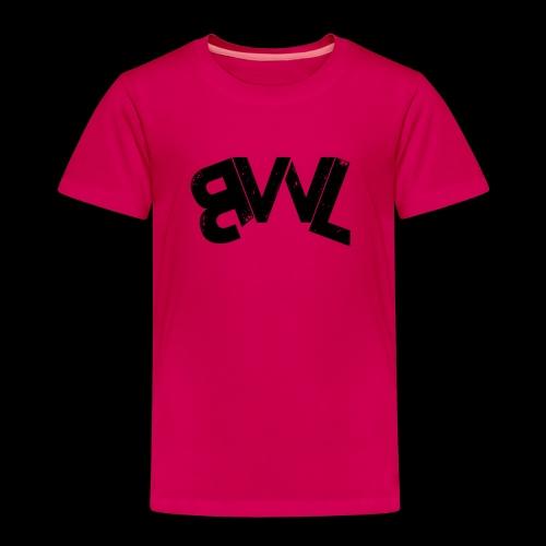 BWL Logo Black - Kinder Premium T-Shirt