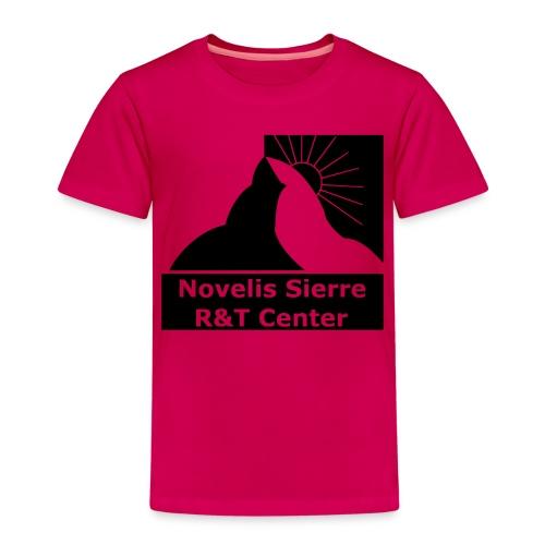 NICS_t4_tot_black_only_re - T-shirt Premium Enfant