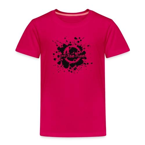 For the Ride Splatter - Kids' Premium T-Shirt