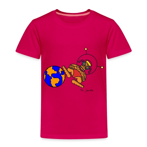 SPACEMEN - Kinder Premium T-Shirt