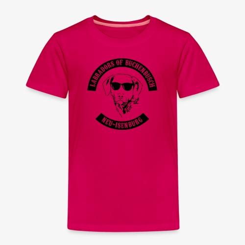 lab_logo_black - Kinder Premium T-Shirt