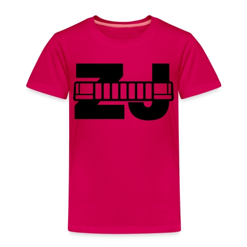 Jeep ZJ grill - Kids' Premium T-Shirt