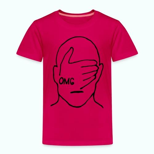 OMG - Kinder Premium T-Shirt
