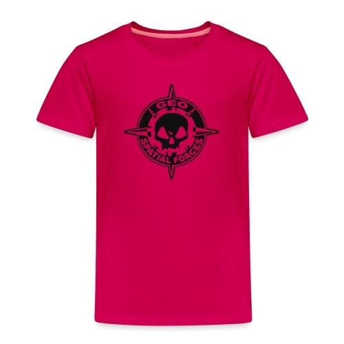 gsf inverted mini - Premium-T-shirt barn