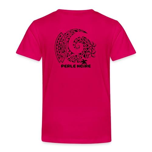 Perle-Noire-Surf-ai - T-shirt Premium Enfant