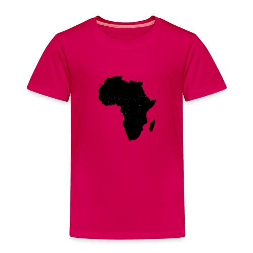 Black Africa Labels Cities - Kids' Premium T-Shirt