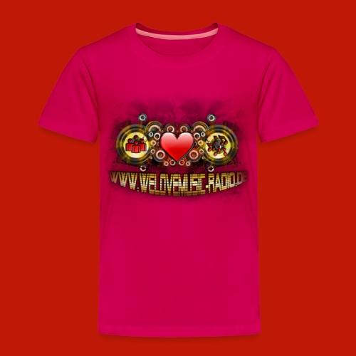wlm-logo gross - Kinder Premium T-Shirt